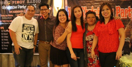 Djs 4Tune, Coco, Lyn, Bhabes, Tracy &Tin