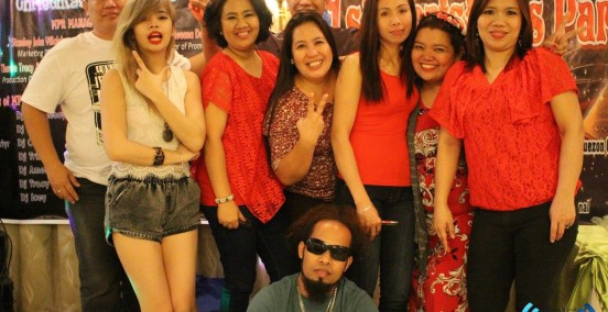 Music Pinoy Radio Staff with Kj Reyes